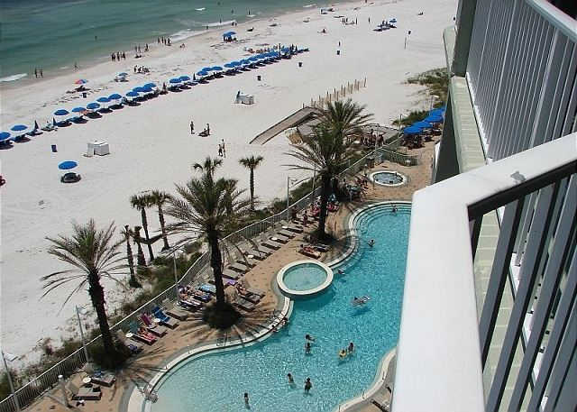 LUXURY BEACHFRONT CONDO FOR 6! OPEN 3/29-4/5! TAKE 10% OFF! - Panama City Beach, Florida