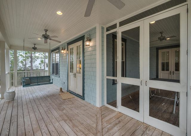 PLENTY OF PORCH TO ENJOY OUTDOOR LIVING