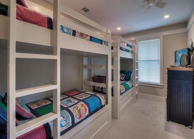 KID FRIENDLY BUNKS