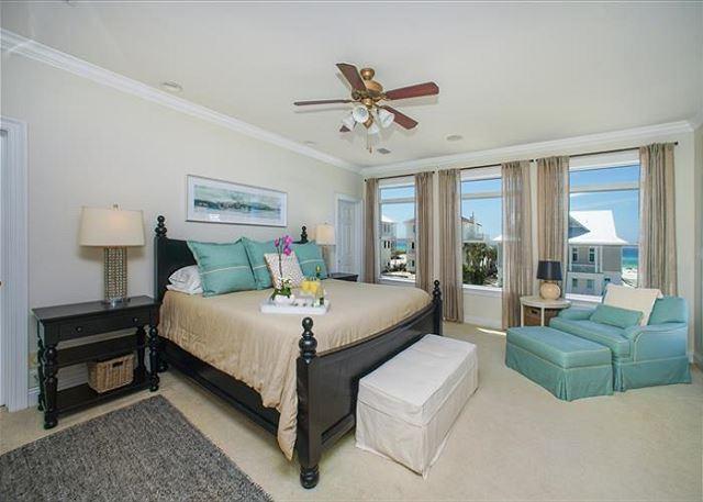 3rd floor master bedroom.
