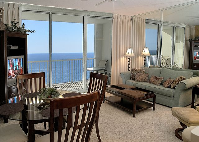 BEACH FRONT FOR 6! WOW VIEWS! OPEN 3/15-22! ONLY $895 TOTAL! - Panama City Beach, Florida