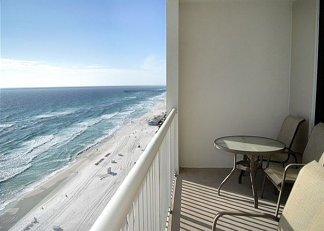 BEACH FRONT FOR 6!WOW VIEWS! OPEN 3/1-7! ONLY $429+FEES! - Panama City Beach, Florida