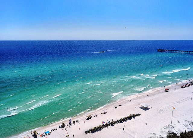 LUXURY FOR 8!  GREAT VIEWS! OPEN 3/15-22! ONLY $1095 TOTAL! - Panama City Beach, Florida