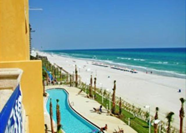 BEAUTIFUL BEACHFRONT FOR 8! OPEN 3/15-22! ONLY $1095 TOTAL! - Panama City Beach, Florida