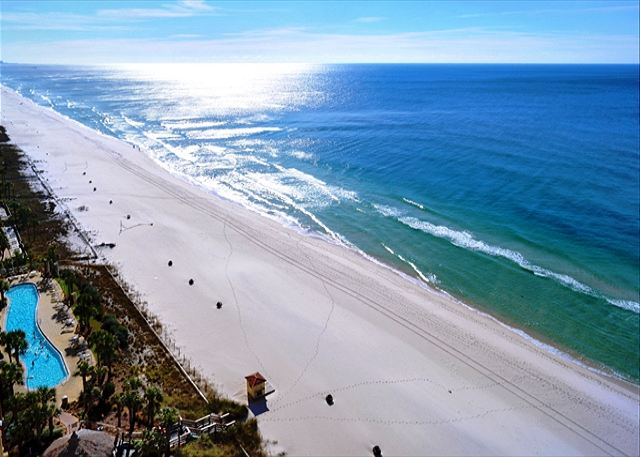 CUTE BEACHFRONT CONDO FOR 6! OPEN 3/15-22! ONLY $995 TOTAL! - Panama City Beach, Florida