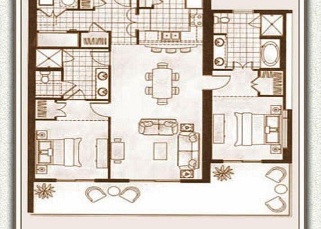 Windsong Floor Plan