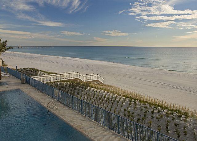 Beach Access & Pool