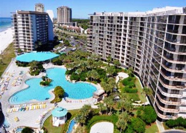 Panama City Beach Fl United States Edgewater Tower 2