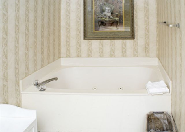 Large Jetted Bath Tub