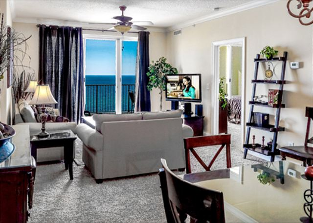 BEACHFRONT AND BEAUTIFUL FOR 10!! OPEN 3/8-15! NOW 15% OFF! - Panama City Beach, Florida