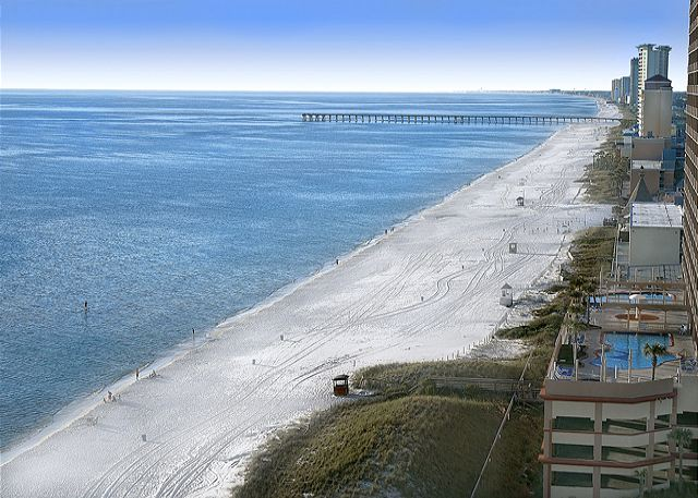 CUTE BEACHFRONT CONDO FOR 6! OPEN 3/15-22! ONLY $895 TOTAL! - Panama City Beach, Florida