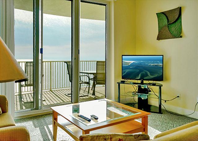 GREAT 2 BEDROOM BEACHFRONT CONDO FOR 6! SPRINGBREAK! C'MON DOWN! - Panama City Beach, Florida