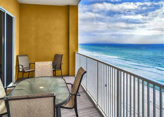 BEACHFRONT CONDO FOR 10! UPGRADES GALORE! OPEN 3/15-22! ONLY $1395 TOTAL! - Panama City Beach, Florida