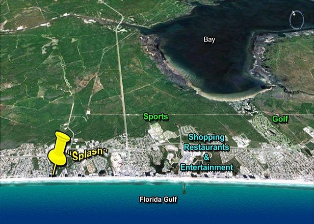 BEACHFRONT FOR 6! OPEN 3/8-15! NOW 15%OFF! - Panama City Beach, Florida