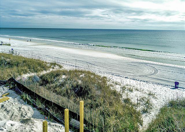 WALK THE BEACH
