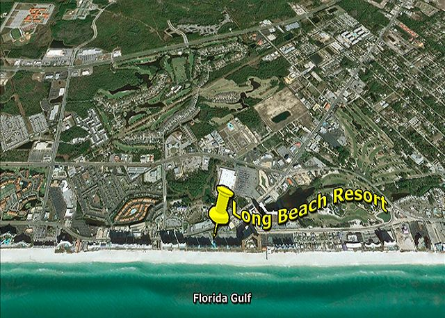 BEACHFRONT LOCATION