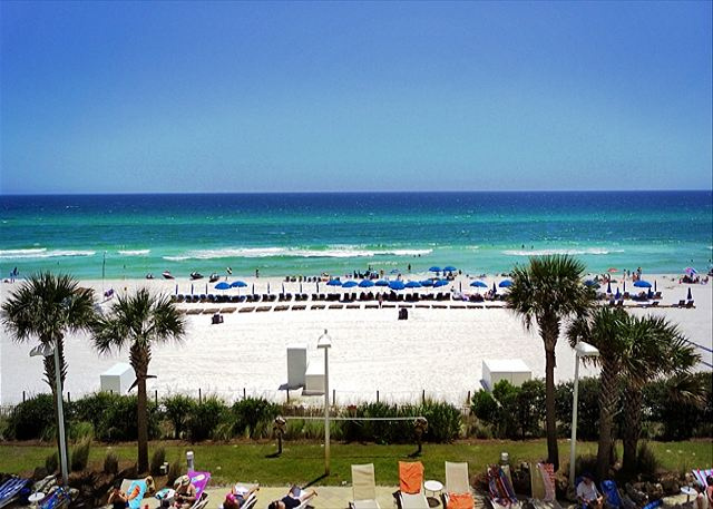 3RD FLOOR LUXURY BEACHFRONT FOR 4! OPEN 4/26-5/2! ONLY $860+FEES! - Panama City Beach, Florida