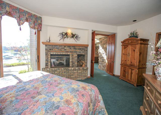 Master Suite Bedroom 1 King