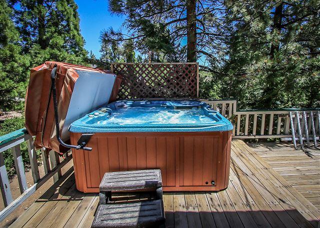 Newer Hot Tub