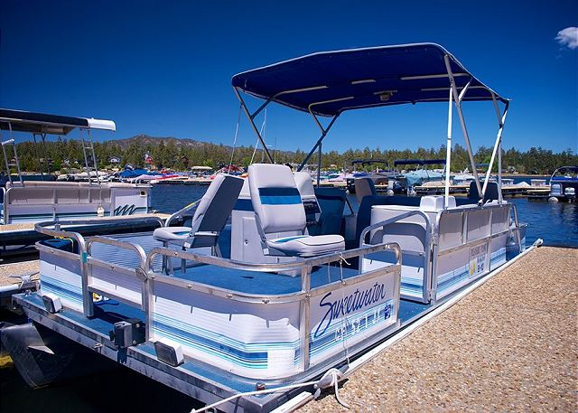 Pleasure Point Marina - Rent a Pontoon Boat or a Fishing Charter