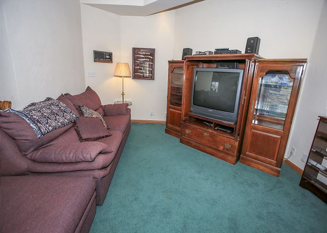 2nd Living Room area