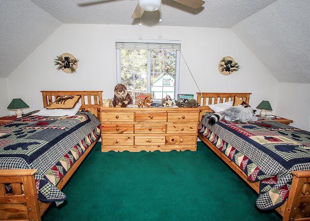 Bedroom 3 Twins