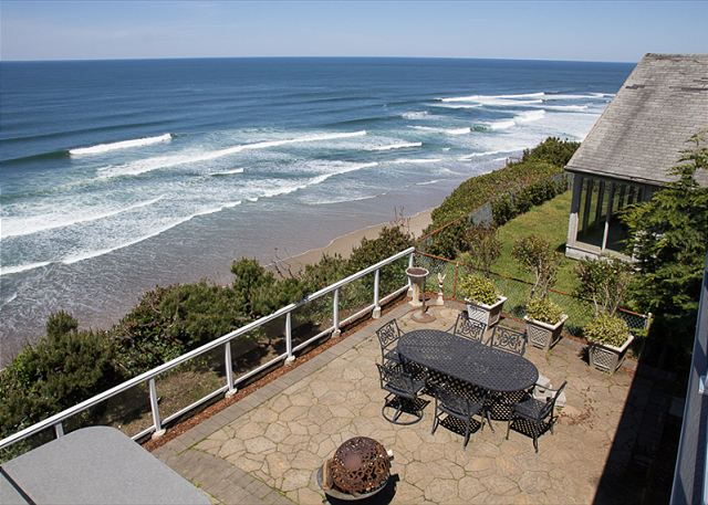 Lincoln City Vacation Rental: Sunset House
