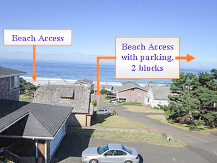 Lincoln City Vacation Rental Oceana Oregon Coast