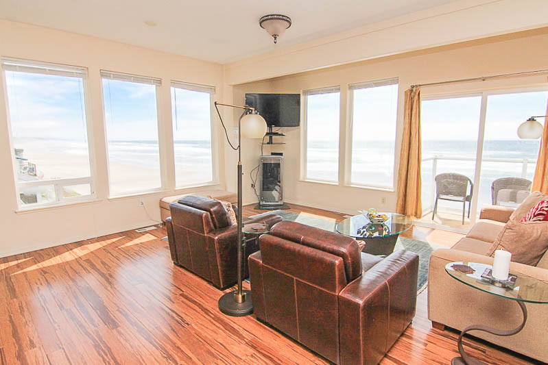 Lincoln City Vacation Rental Wave Crest Oregon Vacation