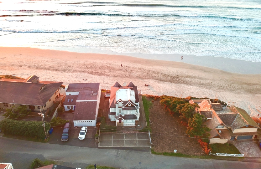 Lincoln City Vacation Rental Sandecastle Oregon