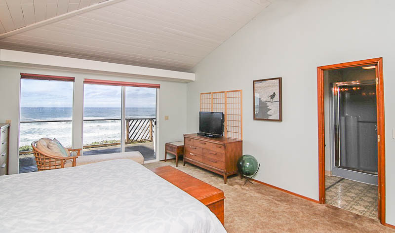 Lincoln City Vacation Rental North Jetty House Oregon