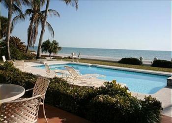 Admirable Casa Bella Beach Front Villa Beach House Florida Beutiful Home Inspiration Ommitmahrainfo