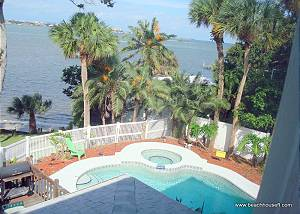 Palm Bay Estate - Florida vacation rentals beach houses and