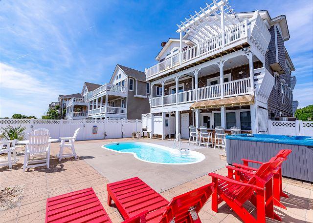 Cape Todd | Nags Head Rentals | Outer Banks Rentals