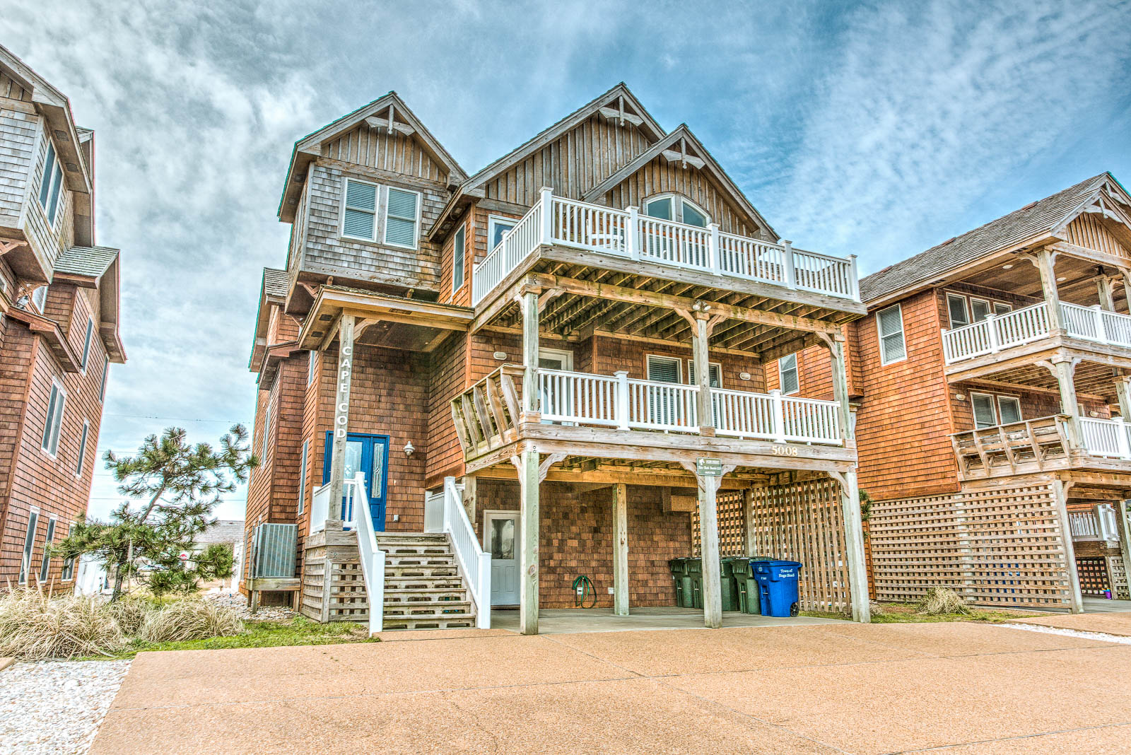beach sundance house cottage houses vacation banks rentals outer rental