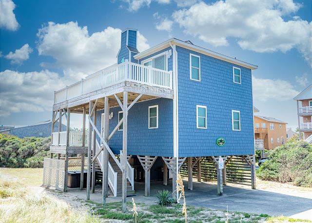 Turtle Time South Nags Head Rentals Outer Banks Rentals