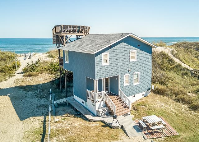 Five Laughing Gulls | South Nags Head Rentals | Outer Banks Rentals