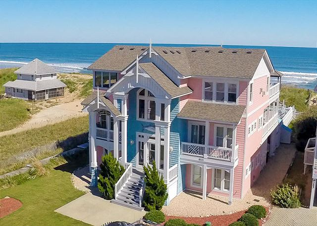 Beach Royalty   1010. Outer Banks Rentals with Private Pools   Outer Banks Vacation Rentals