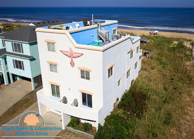 The Thunderbird 1 Nags Head Vacation Rental Outer Banks
