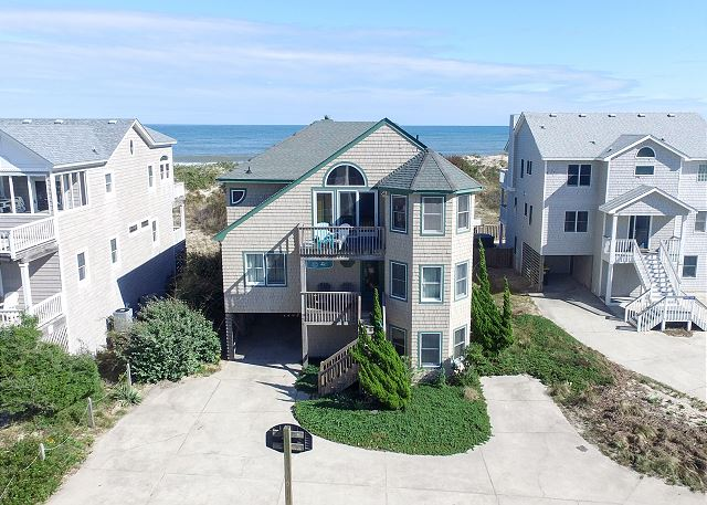 Terning Point | Corolla Rentals | Outer Banks Rentals