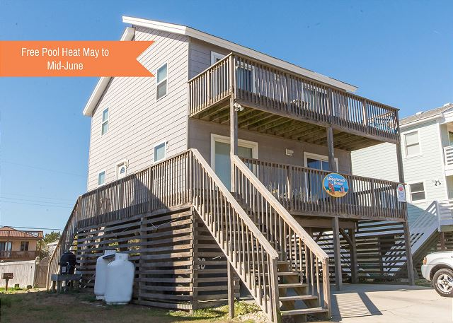 Gingerbread House   1335. Pet Friendly Outer Banks Rentals   Outer Banks Vacation Rentals
