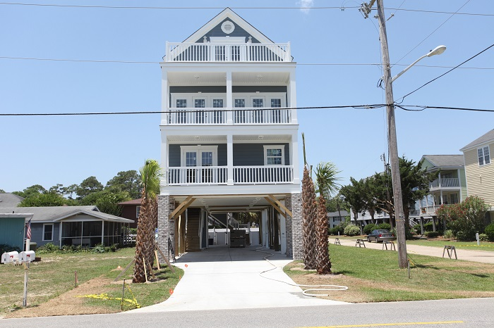 House Of The Rising Son 410 S Ocean Blvd Surfside Beach Sc Realty