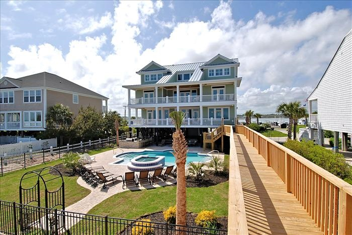 Gulf stream breeze 1523 s waccamaw dr garden city sc 29576 beach realty for Things to do in garden city sc