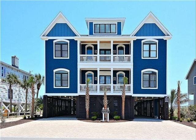 south carolina vacation rentals beach realty