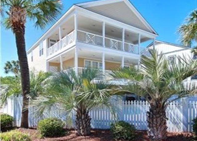 Barefoot Dreams 211 North Ocean Blvd Surfside Beach Sc 29575 Beach Realty