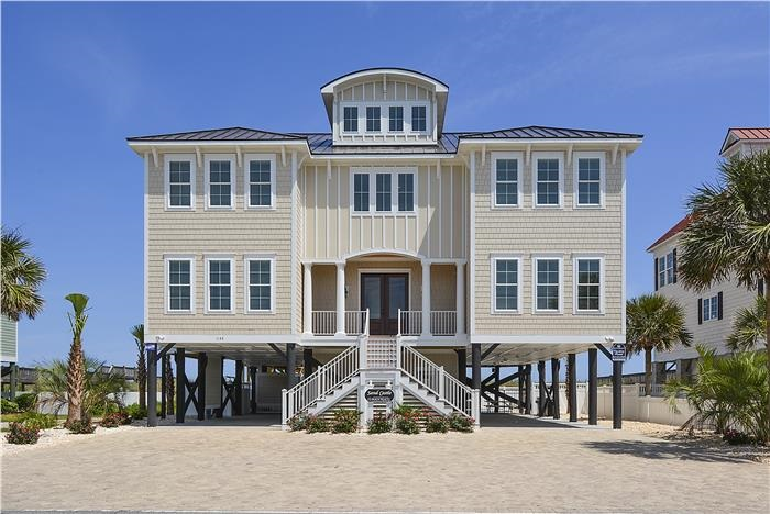 sand castle 1145 s waccamaw dr garden city sc 29576 beach realty