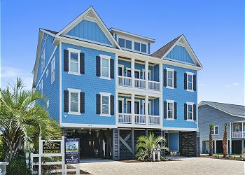 Oceanfront beach realty for Condos for rent in garden city sc