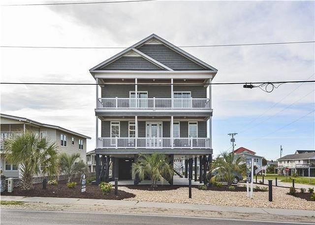 Coastal treasure 804 s waccamaw dr garden city sc 29576 beach realty for Condos for rent in garden city sc