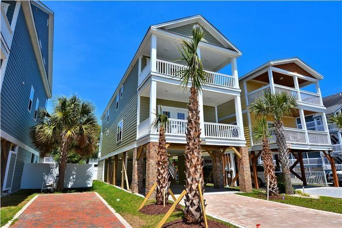 La Casa Di Famiglia 112a 12th Ave N Surfside Beach Sc 29575 Realty