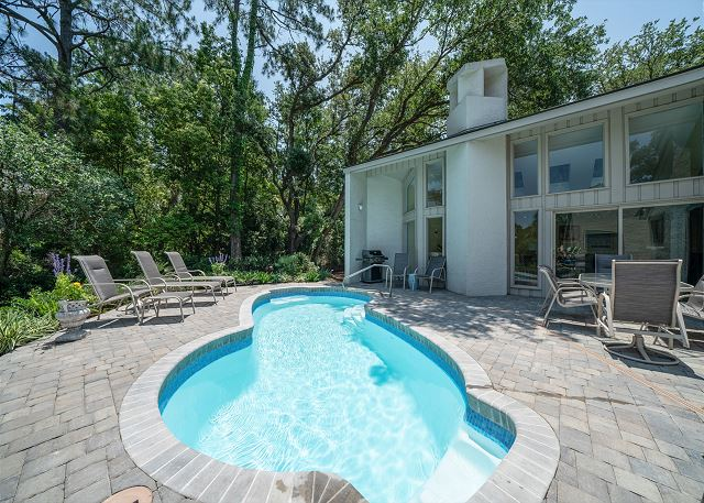 4 Scaup Court: Sea Pines